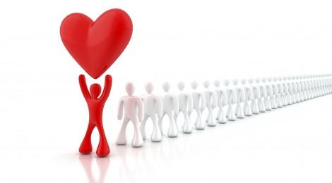 Love Steps Forward